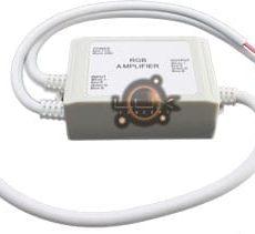 Amplificador/Repetidor LED RGB Impermeável