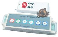 Controlador LED RGB 21 programas / 7 cores + comando
