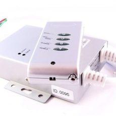 Controlador LED RGB 220V + Comando