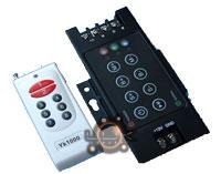 Controlador LED RGB 25 programas / 7 cores + comando