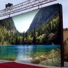 Ecrãs LED - Video Wall LED - Outdoor LED
