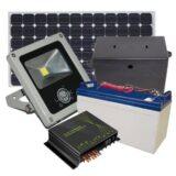 Kit Projetor Solar LED