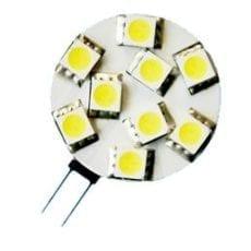 Lâmpada LED 9x SMD 5050 G4 2W
