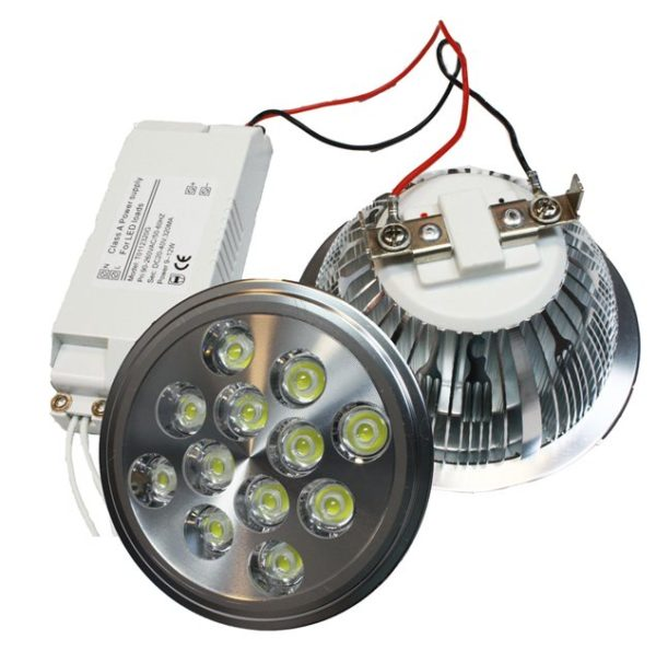 Lâmpada LED AR111 18W