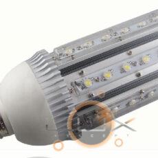 Lâmpada LED E40 PHOENIX Iluminação Pública 30W 40W 45W