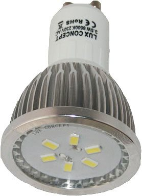 Lâmpada LED GU10 3