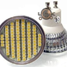 Lâmpada LED GU10 5W