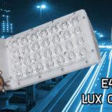 Lâmpada LED Iluminação Pública E40 Alpha 30W