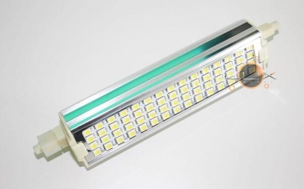 Lâmpada LED R7S 189mm 12W