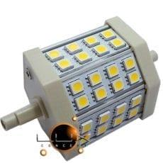 Lâmpada LED R7S 79mm 6W