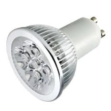 Lâmpada Power LED GU10 4W