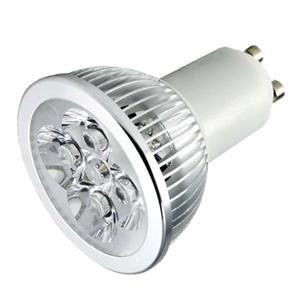 Lâmpada Power LED GU10 4W