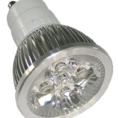 Lâmpada Power LED GU10 5W