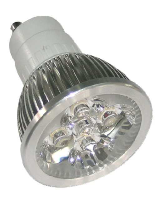 Lâmpada Power LED GU10 5W