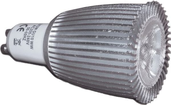 Lâmpada Power LED GU10 7W