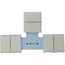 Ligador em T Fitas LED 10mm RGB