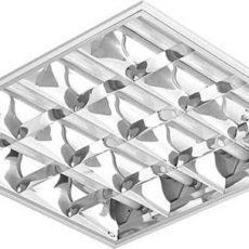 Luminária LED ABRAVI Encastrar T8