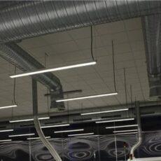Luminaria Centauri LED Uartronica