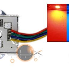 Módulo 3 LED SMD 5050 0