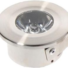 Mini DownLight LED Redondo Fixo 1W