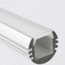 Perfil LED Alumínio Superfície 15x15 mm