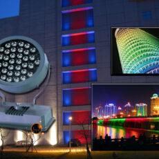 Projetor LED Arquitetural 12W / 24W / 36W