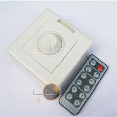 Regulador Intensidade Parede (Dimmer) LED + comando