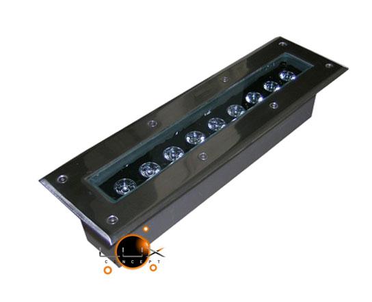 UpLight LED Rectangular 9W