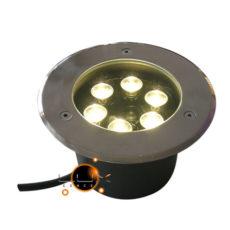 UpLight LED Redondo 6W