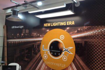 Lux Concept na Feira Project Qatar 2015 de 4 a 7 de Maio