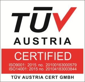 Certificação TUV