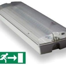 Bloco Emergência LED Aura 3565