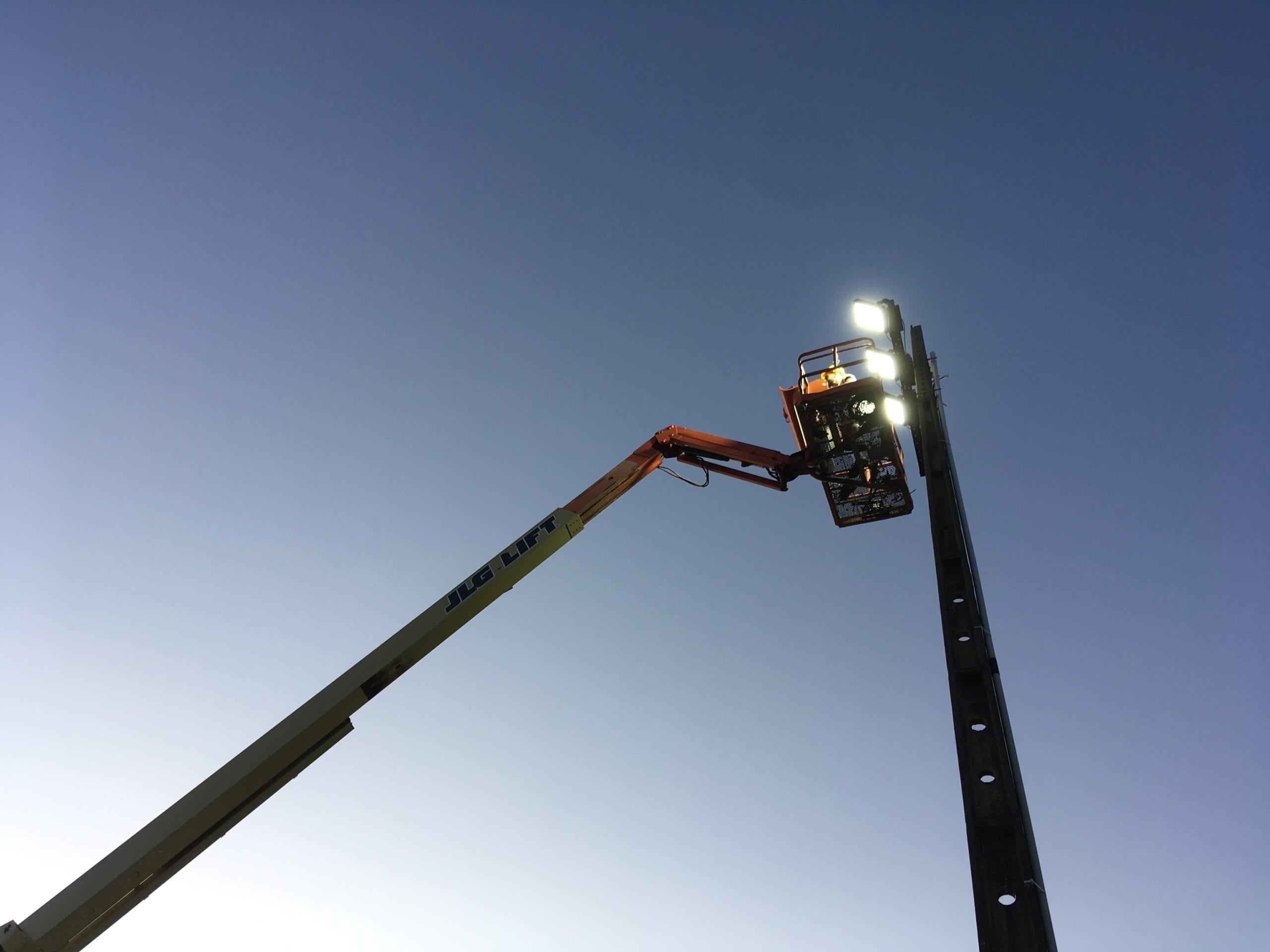 Titan LED Barroca