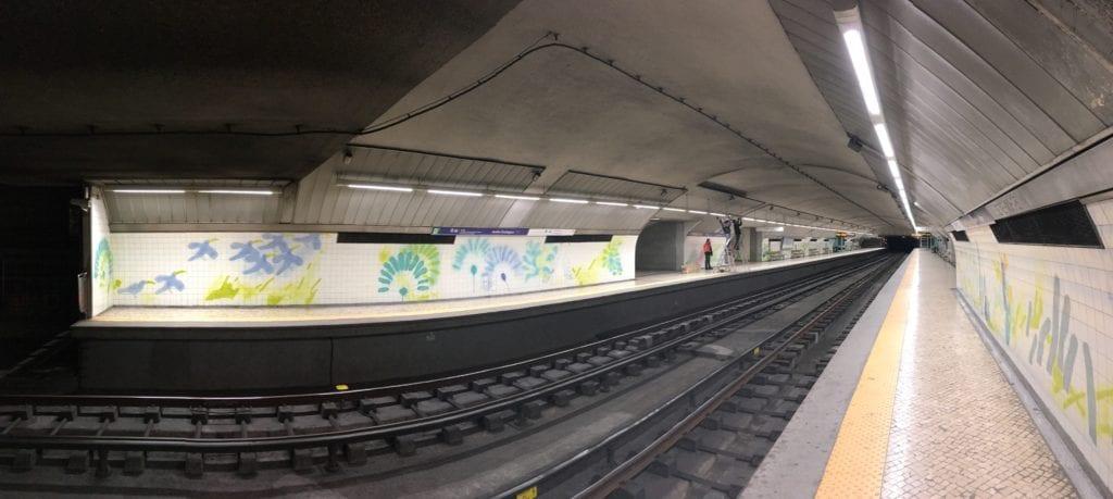 Metro Sete Rios