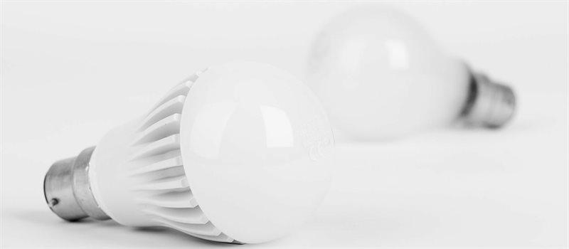 Porquê escolher lâmpadas LED?