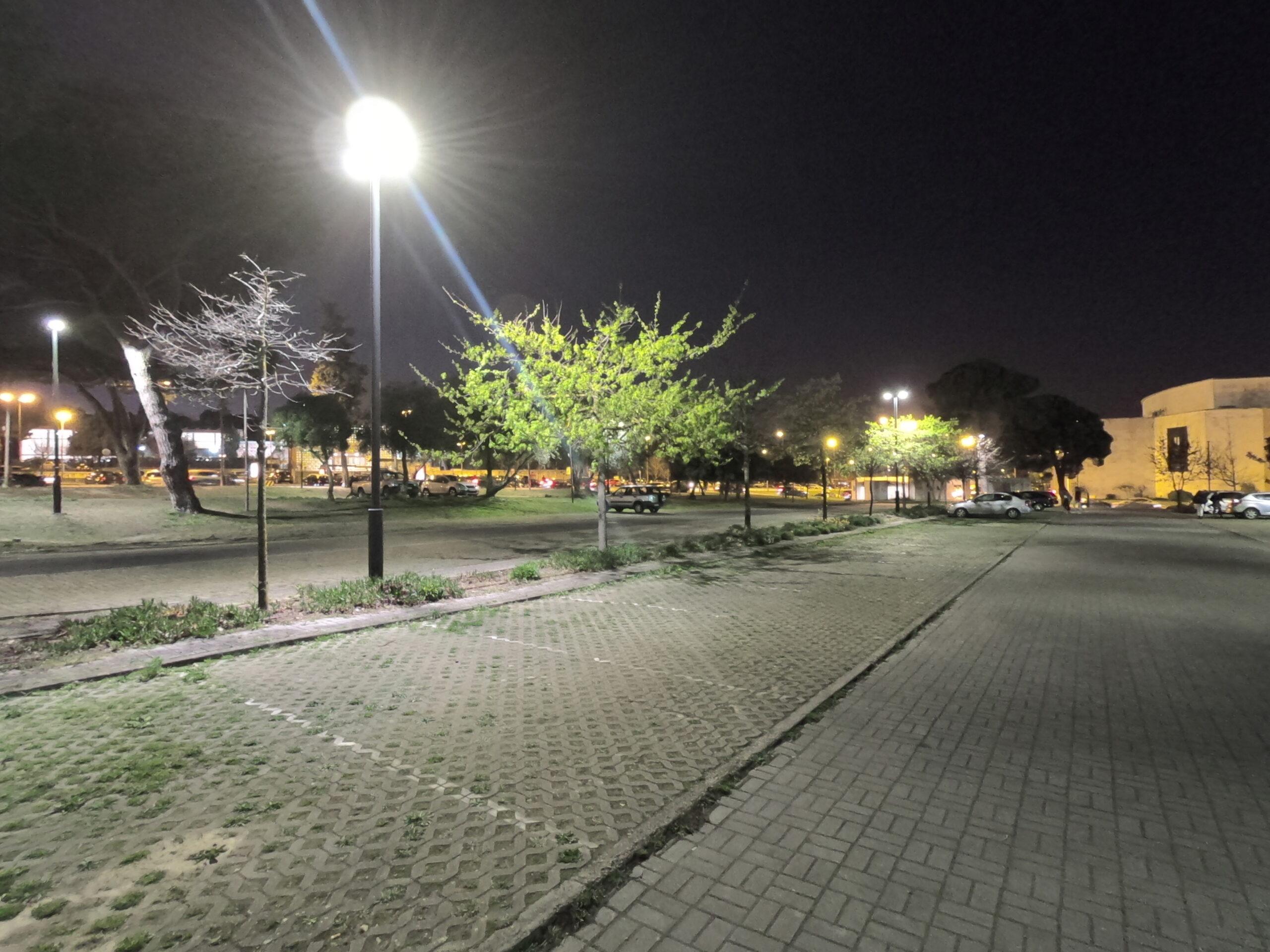 Parque Estacionamento – Faculdade Direito de Lisboa