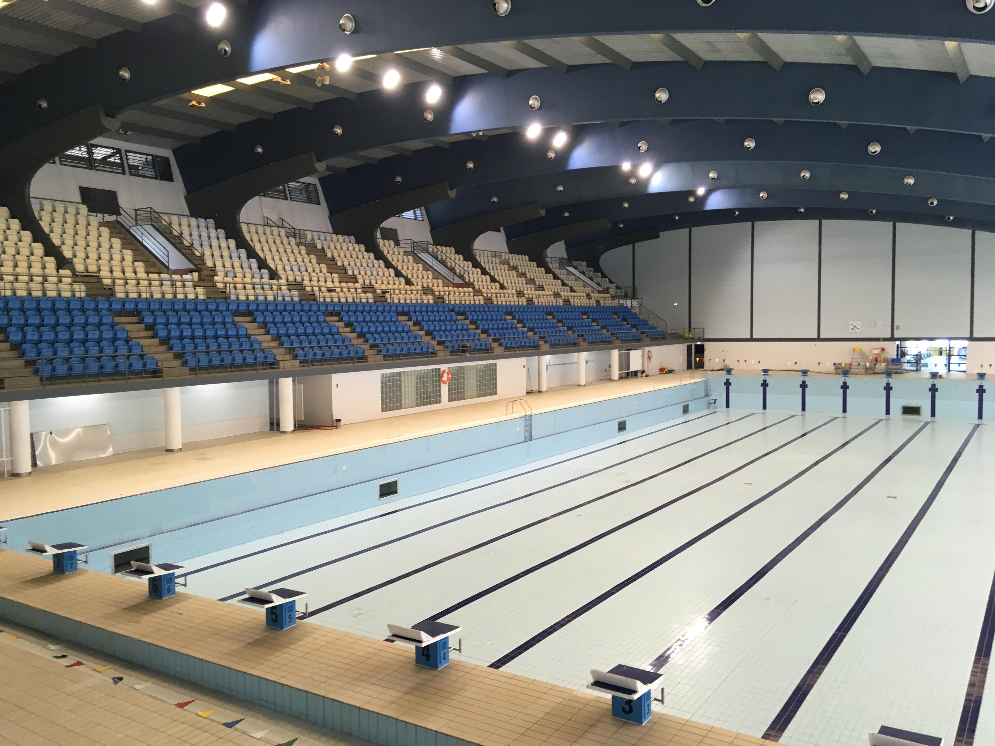 Olympic Swimming Pool – Lisbon