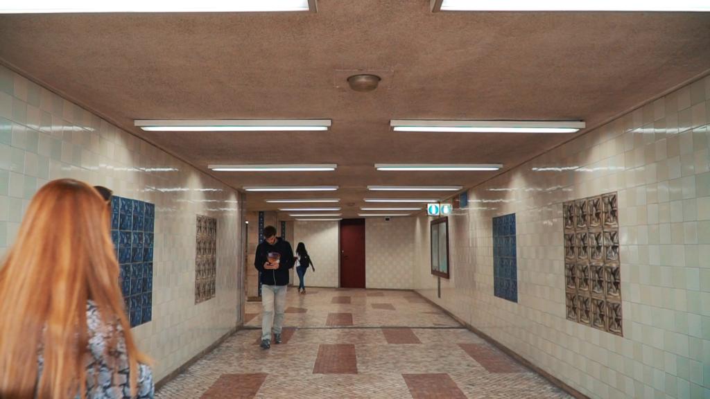 Lâmpadas LED T8 Metro Cidade Universitária