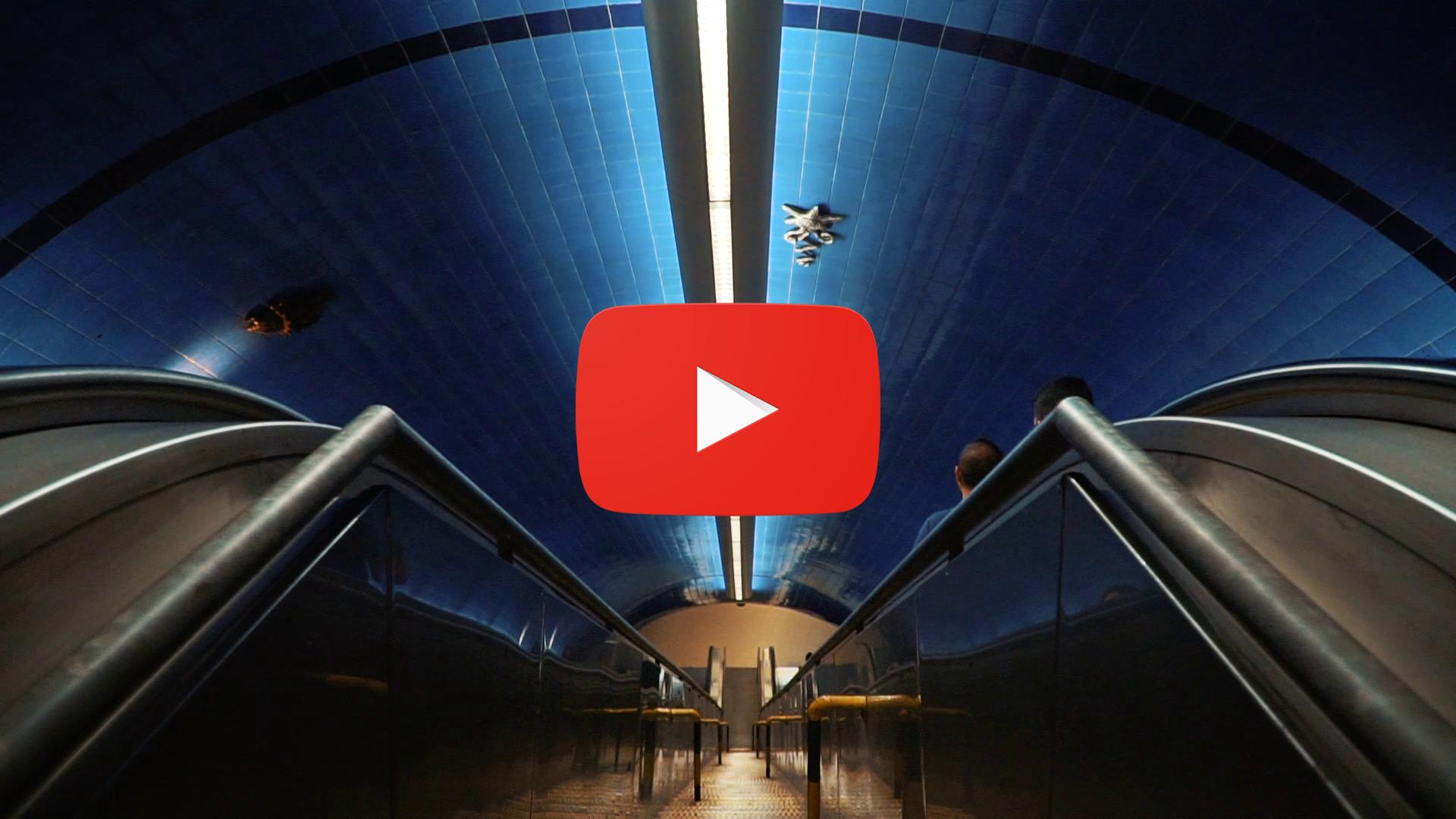 Instalação de Iluminação LED nas Estações de Metro de Lisboa - Lux Concept