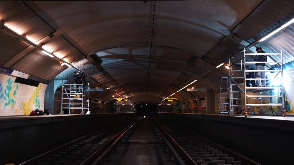 Centauri LED Metro Sete Rios